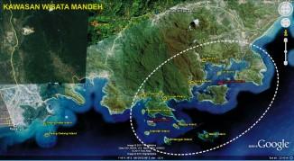 Kawasan Wisata  Mandeh
