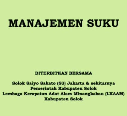 Cover E-book Manajemen Suku