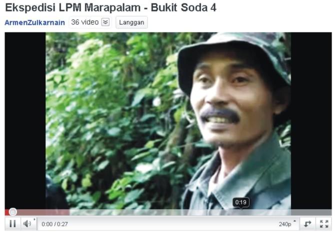 Ekspedisi LPM Marapalam – Bukit Soda 4