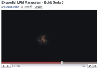 Ekspedisi LPM Marapalam – Bukit Soda 5