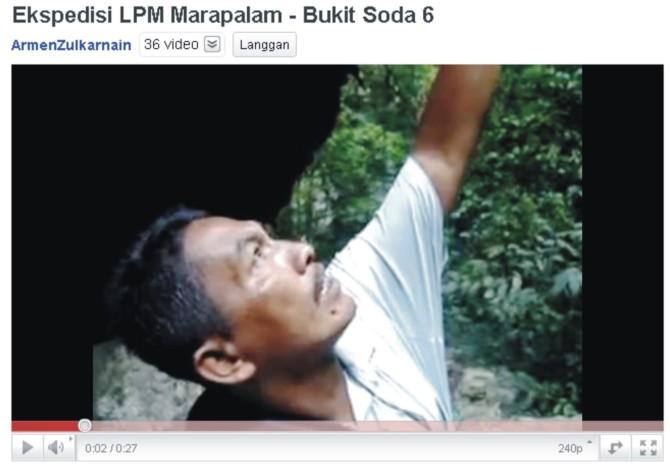Ekspedisi LPM Marapalam - Bukit Soda 6