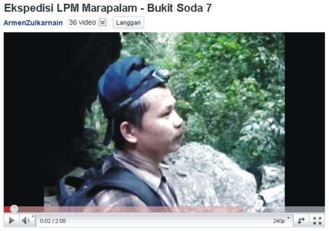 Ekspedisi LPM Marapalam - Bukit Soda 7