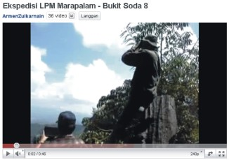 Ekspedisi LPM Marapalam - Bukit Soda 8