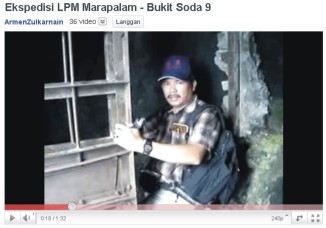 Ekspedisi LPM Marapalam - Bukit Soda 9
