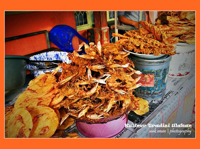 Kuliner Tradisi Ulakan