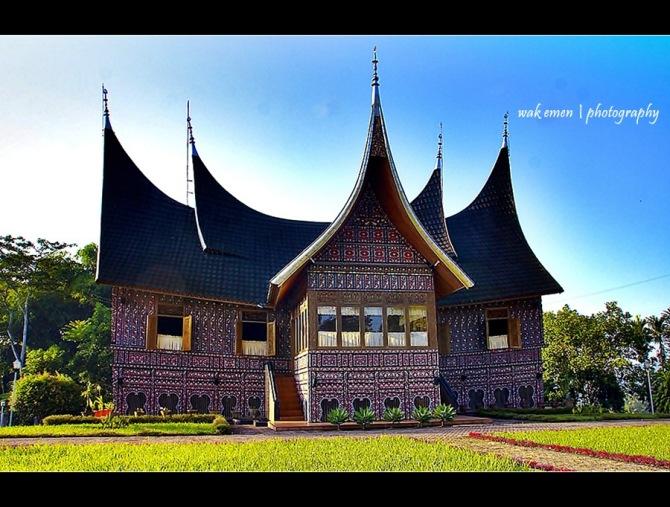 Rumah Gadang Dt Rajo Pangulu