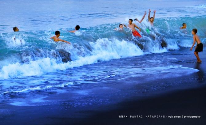 Anak Pantai Katapiang