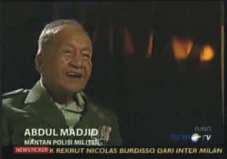 Abdul Madjid - Mantan Polisi Militer Di Masa PDRI