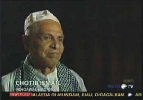 Khatib Djamaan Ismail - ketua BPNK Nagari Bidar Alam