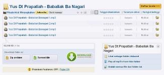 Yus Dt Prapatiah - Babaliak Ba Nagari